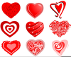 Free Heart Design Clipart Image