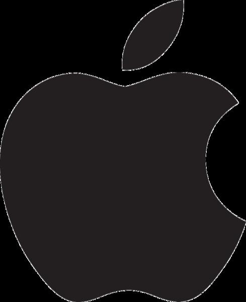 apple logo clipart - photo #6