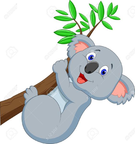 koala bear clipart images free images at clker com vector clip rh clker com cute koala bear clipart koala bear clipart outline
