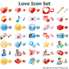Love Icon Set Image