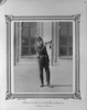 [position Of Bugler Of The First Battalion Of The Fire Brigade]  / Abdullah Frères, Phot., Constantinople. Image