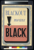 Blackout Means Black  / Ch. Image