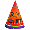 Birthday Hats Clipart Image