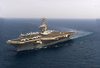Uss Nimitz (cvn 68) Conducts Flight Operations In The Arabian Gulf Image