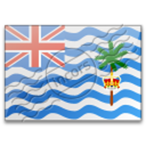 Flag British Indian Ocean Territory 6 Image