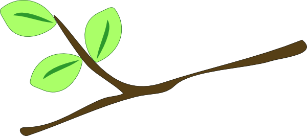 clipart tree with branches - photo #36