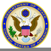 Clipart State Department Seal Image