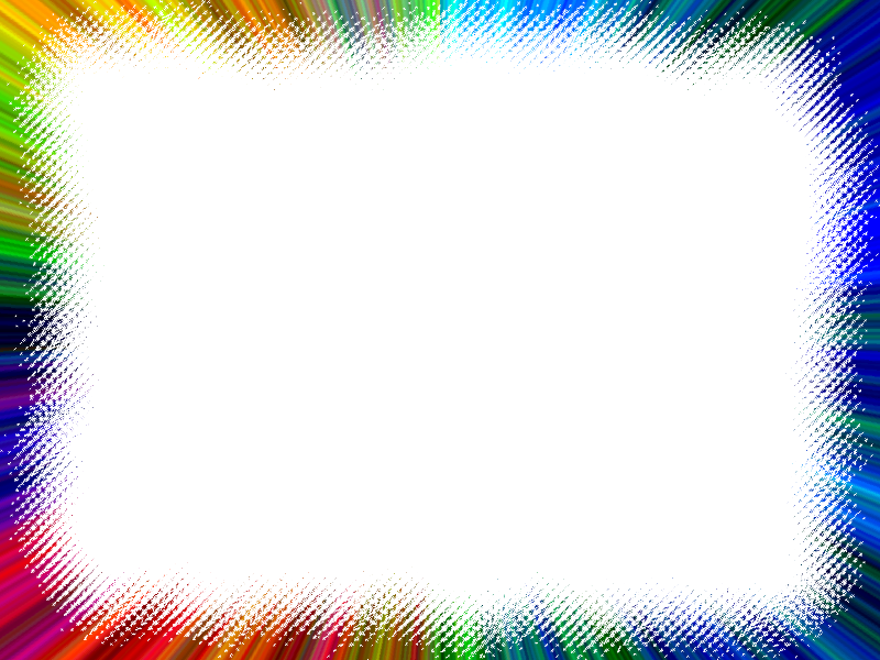 Frame Multi Color Rainbow Lines | Free Images at Clker.com - vector ...