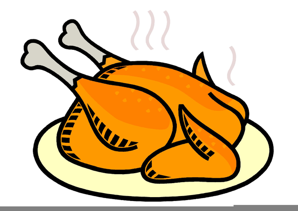 Free Turkey Dinner Clipart | Free Images at Clker.com ...