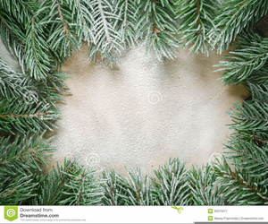 Free Clipart Christmas Frame Image