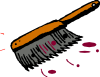 Brush Clip Art