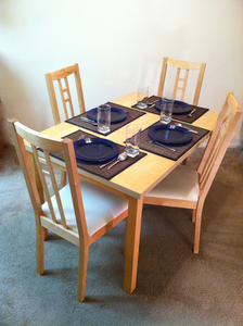 Dining Table Home Image