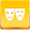 Free Yellow Button Theater Symbol Image