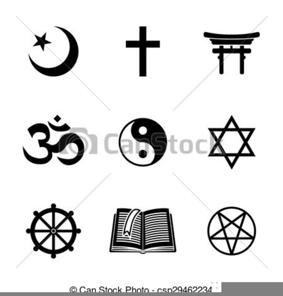 Christian Symbols Clipart Free Images At Clker Vector Clip