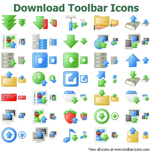 Download Toolbar Icons Image