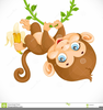 Monkey Clipart For Baby Shower Image