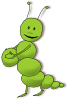 Arking Caterpillar Clip Art