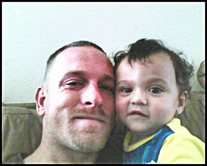 Daddy And Baby Image
