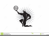 Atlas Holding Up The World Clipart Image