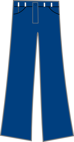 clipart jeans day - photo #29
