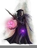 Dark Mage Art Image