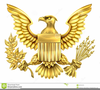 Passport Eagle Clipart Image
