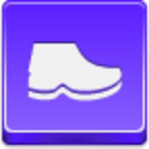 Free Violet Button Boot Image