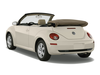 Volkswagen New Beetle Convertible Door Auto Angular Rear Exterior View L Image