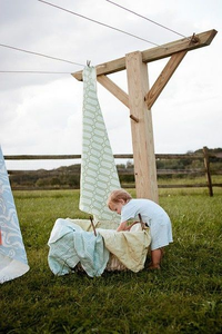 Laundry Clothesline Pictures Image