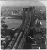 The Brooklyn Bridge (cost $16,000,000), N.y.c. Image