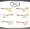 Pine Branch Clipart Image