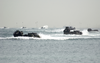 15 Amphibious Armored Vehicles (aav Image
