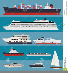 Free Clipart Of Cruise Ships Image