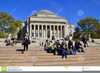 Columbia University Cartoon Image