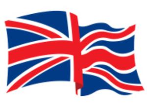 stock illustration waving uk flag free images at clker com rh clker com