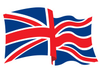 Stock Illustration Waving Uk Flag Image