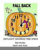 Free Clipart For Daylight Saving Time Image