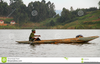Dugout Canoe Clipart Image