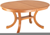 Dining Tables Clipart Image