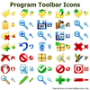 Program Toolbar Icons Image