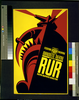 Federal Theatre - Marionette Theatre Presents  Rur  Remo Bufano Director. Image