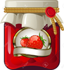 Preserves Clipart Image