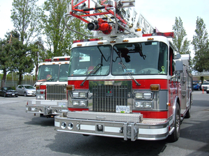 Fire Truck A Image