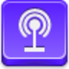 Free Violet Button Podcast Image