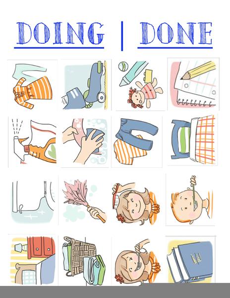 free printable chore chart clipart free images at clker com rh clker com children's chore chart clipart chore chart clipart
