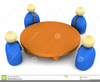 Clipart Round Tables Image