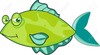 Free Educational Fish Clipart Image
