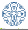 Free Clipart Labyrinth Image