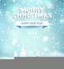 Free Clipart Merry Christmas And Happy New Year Image