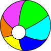 Jbaldus Beach Ball Clip Art